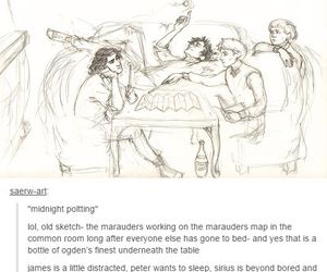 harry potter and marauders image