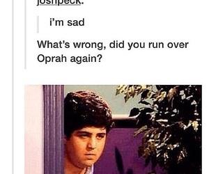 drake and josh, funny, and oprah image