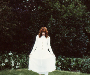 florence welch, florence + the machine, and vintage image