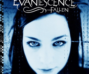 evanescence, amy lee, and fallen image