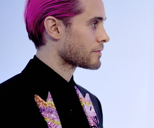 celebrities and jared leto image