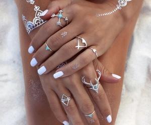 accesories, diamonds, and fashion image