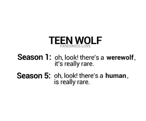 abnormal, OMG, and teenwolf image