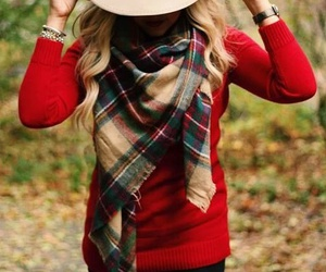 fashion, outfit, and autumn outfit image