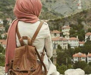 hijab and girl image
