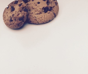 chocolate and cookie image