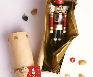 christmas, gift, and nutcracker image