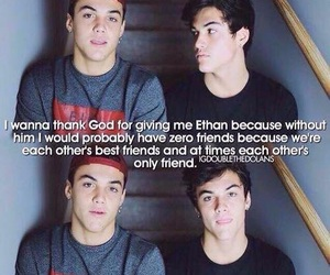 ethan, grayson, and twins image