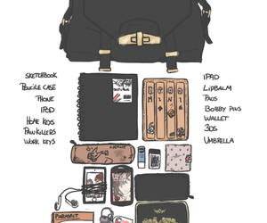 bag and essentials image