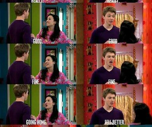 demi lovato, demi, and sonny with a chance image