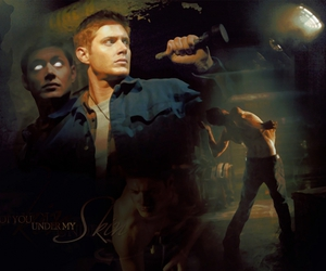 dean winchester, Jensen Ackles, and serie image