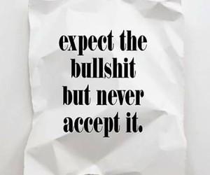bullshit and quotes image
