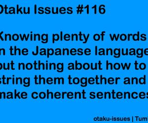 Otaku, anime, and otaku issues image