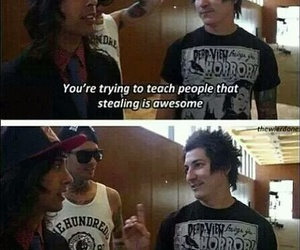 ptv, band, and pierce the veil image