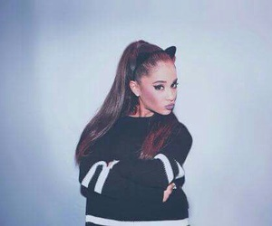 ariana grande, ariana, and pretty image