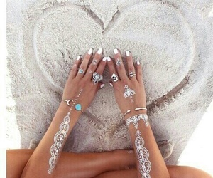 accesories, diamond, and food image