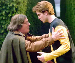 actor, harry potter, and robert pattinson image