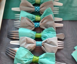 bowtie, dinner, and ribbon image