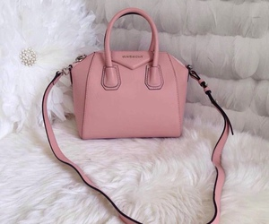 pink, bag, and Givenchy image