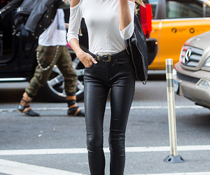candid, fashion, and street style image