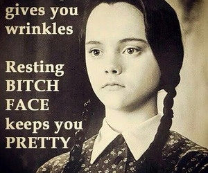 pretty, bitch, and quote image