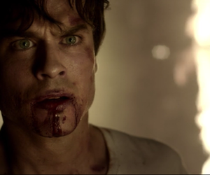 the vampire diaries, ian somerhalder, and damon salvatore image