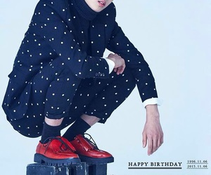 birthday, xiao, and up10tion image