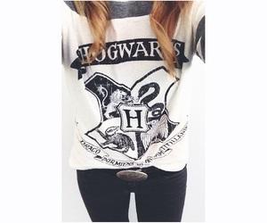 harry potter, hogwarts, and potter image
