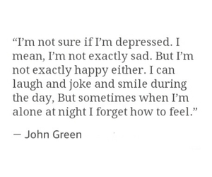 john green, quote, and text image