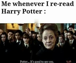 harry potter, book, and read image