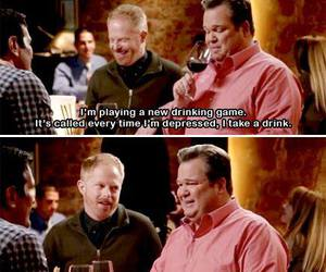 modern family, funny, and cam image
