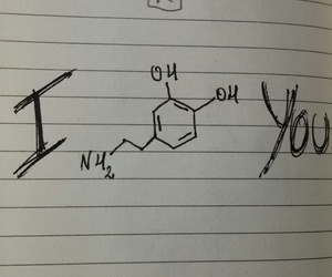 chemical, love, and chemistry image