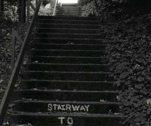 led zeppelin, stairway to heaven, and grunge image