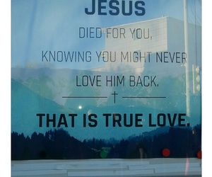 jesus, liebe, and share image