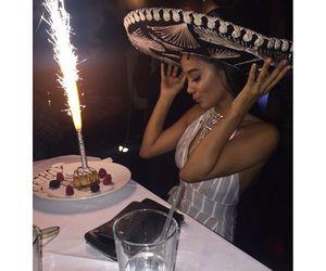 méxico, birthday, and hat image