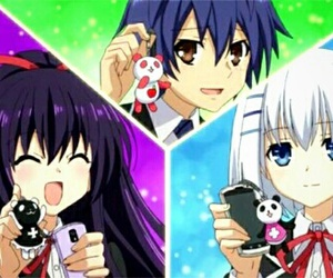 anime and date a live image