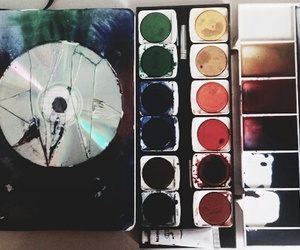 draw, paint, and watercolor image