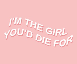 pink, quotes, and grunge image