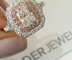 diamond, ring, and beautiful image