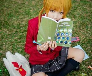 cosplay and tonari no kaibutsu-kun image
