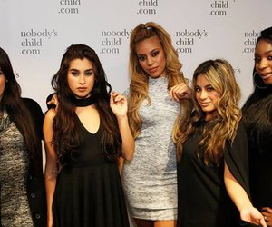 5h, ally brooke, and lauren jauregui image