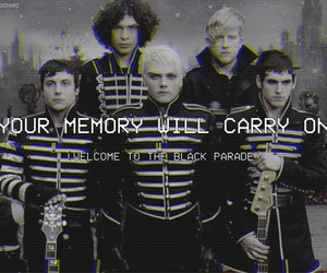 my chemical romance, mcr, and gerard way image