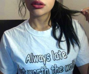 beautiful, fave, and lips image