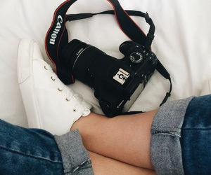 aesthetic, canon, and grunge image