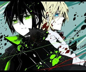 anime, ons, and owarinoseraph image