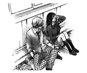 anime, boy manga, and manga cap image