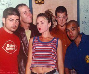 90's, gwen stefani, and music image