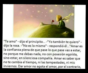 frases, text, and te amo image