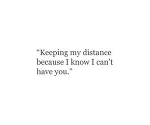 quotes, sad, and distance image