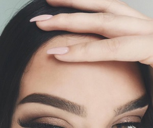 beauty, eyebrows, and how to image